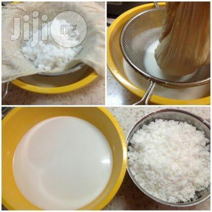 Coconut Oil Training