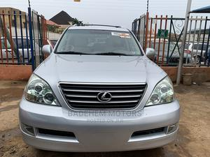 Lexus GX 2009 470 Silver   Cars for sale in Lagos State, Alimosho