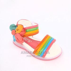 Girls Multicolour Sandal Kids | Children's Shoes for sale in Lagos State, Ojo