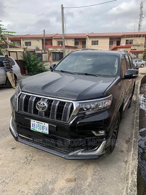 Toyota Land Cruiser Prado 2018 Limited Black | Cars for sale in Lagos State, Ikoyi