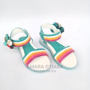 Girls Multicolour Sandal | Children's Shoes for sale in Lagos State, Ojo