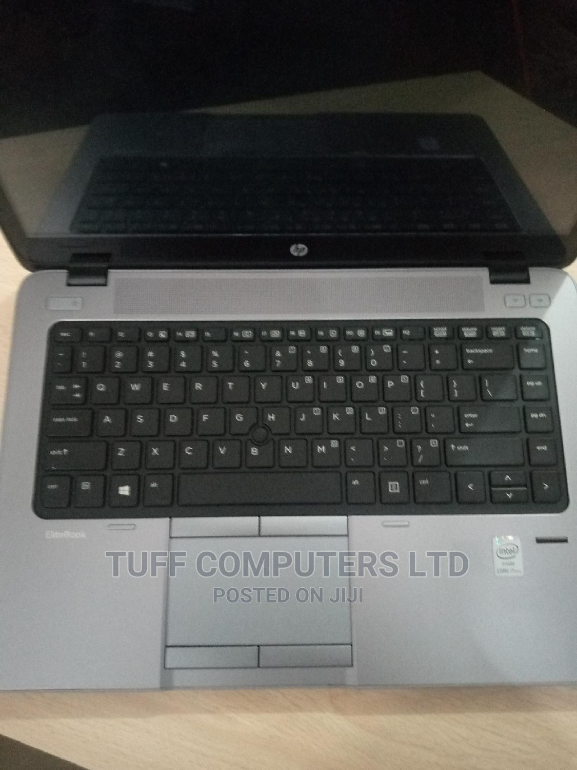 Laptop HP EliteBook 840 G1 8GB Intel Core I7 HDD 500GB | Laptops & Computers for sale in Port-Harcourt, Rivers State, Nigeria
