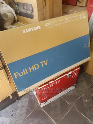 Samsung TV 43inches Led | TV & DVD Equipment for sale in Lagos State, Ojo