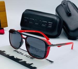 Original Police Sunglasses It Av Red and Black Available 4 U   Clothing Accessories for sale in Lagos State, Lagos Island (Eko)