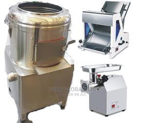 Potato Piller, Bread Slicer, Meat Mincer | Restaurant & Catering Equipment for sale in Lagos State, Ojo