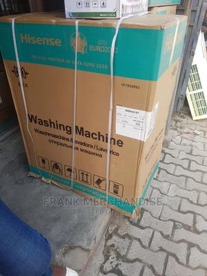 Hisense Washing Machine 10kg Washing and Spinig 100%Copper | Home Appliances for sale in Lagos State, Ojo