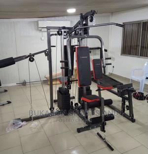 4 Station American Fitness Gym   Sports Equipment for sale in Lagos State, Ajah