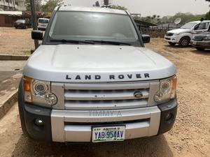 Land Rover LR3 2006 HSE Silver | Cars for sale in Abuja (FCT) State, Central Business Dis
