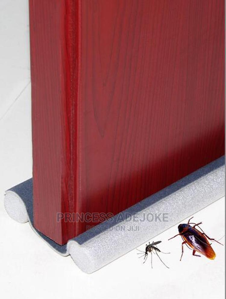 Flexible Door Bottom Sealing Strip/Stopper | Doors for sale in Lagos Island (Eko), Lagos State, Nigeria