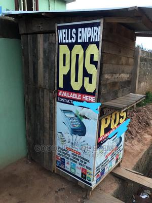 Pos Business Kiosk / Shop For Sale | Commercial Property For Sale for sale in Lagos State, Ikeja