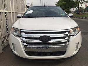 Ford Edge 2012 White   Cars for sale in Lagos State, Surulere