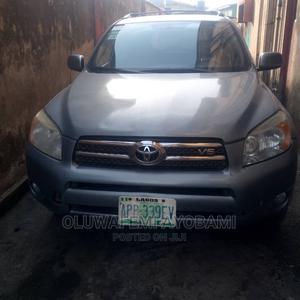 Toyota RAV4 2008 Gray   Cars for sale in Lagos State, Alimosho
