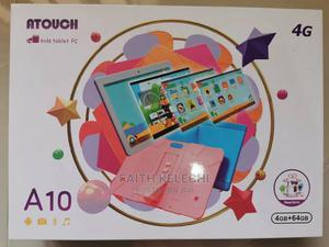 New Atouch A10 64 GB Pink | Tablets for sale in Lagos State, Lagos Island (Eko)