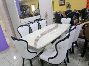 8 Sitter Dining Table and Chairs | Furniture for sale in Lagos State, Ojo