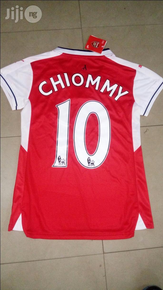 Original Ladies Arsenal Latest Jersey