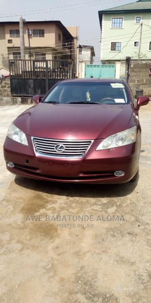 Lexus ES 2007   Cars for sale in Lagos State, Ifako-Ijaiye