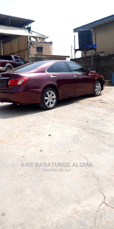 Lexus ES 2007   Cars for sale in Ifako-Ijaiye, Lagos State, Nigeria
