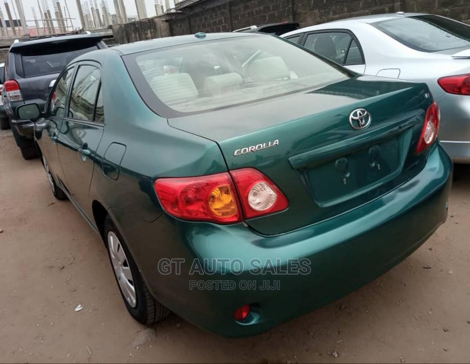 Toyota Corolla 2010 Green   Cars for sale in Ikeja, Lagos State, Nigeria