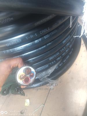 50mm X4core Flexible TRS Cable   Electrical Equipment for sale in Lagos State, Ojo