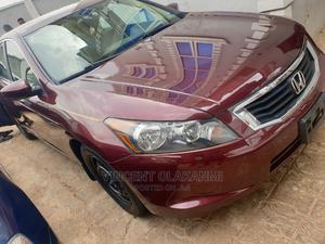 Honda Accord 2010 Sedan EX Red | Cars for sale in Kwara State, Ilorin West