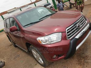 Toyota Highlander 2010 Limited Red | Cars for sale in Kwara State, Ilorin West