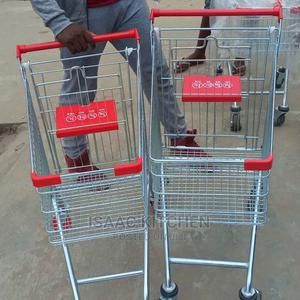 4feet Supermarket Trolly | Store Equipment for sale in Lagos State, Apapa
