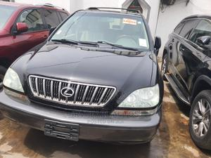 Lexus RX 2003 Black | Cars for sale in Lagos State, Ikeja