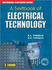 A Text Book Of Electrical Technology By BL Theraja And AK Theraja | Books & Games for sale in Lagos State