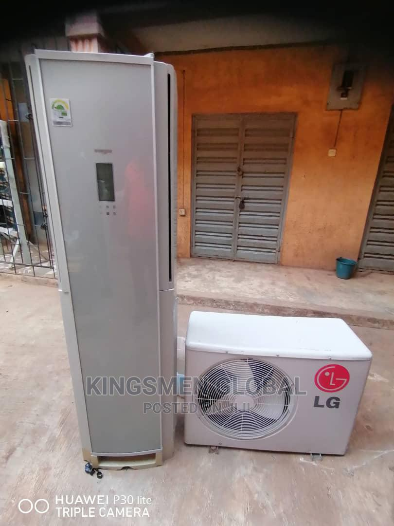 LG 2hp Light Industrial Standing Air Conditioner