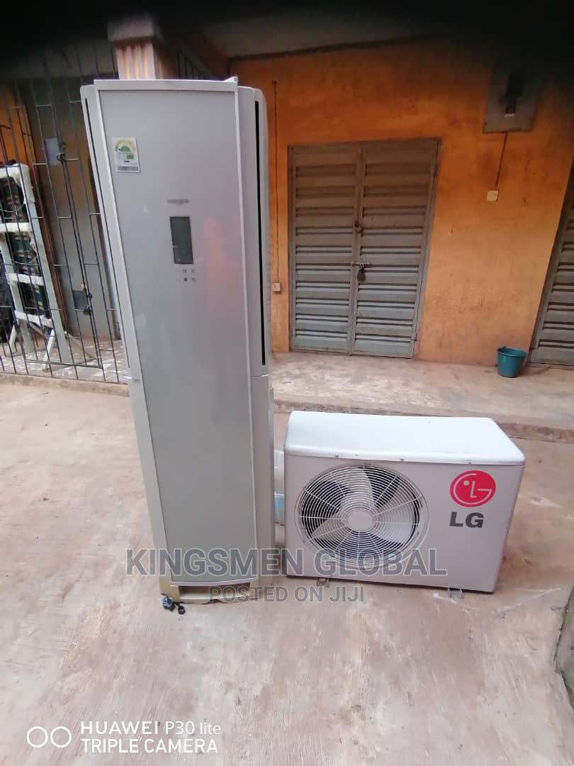 LG 2hp Light Industrial Standing Air Conditioner | Home Appliances for sale in Ikorodu, Lagos State, Nigeria