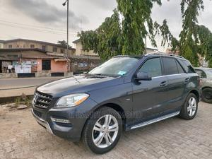 Mercedes-Benz M Class 2012 ML 350 4Matic Gray | Cars for sale in Lagos State, Amuwo-Odofin
