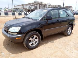 Lexus RX 2002 Black   Cars for sale in Lagos State, Isolo