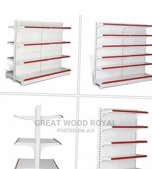 High Quality Strong Supermarket Shelves | Store Equipment for sale in Lagos State, Lekki