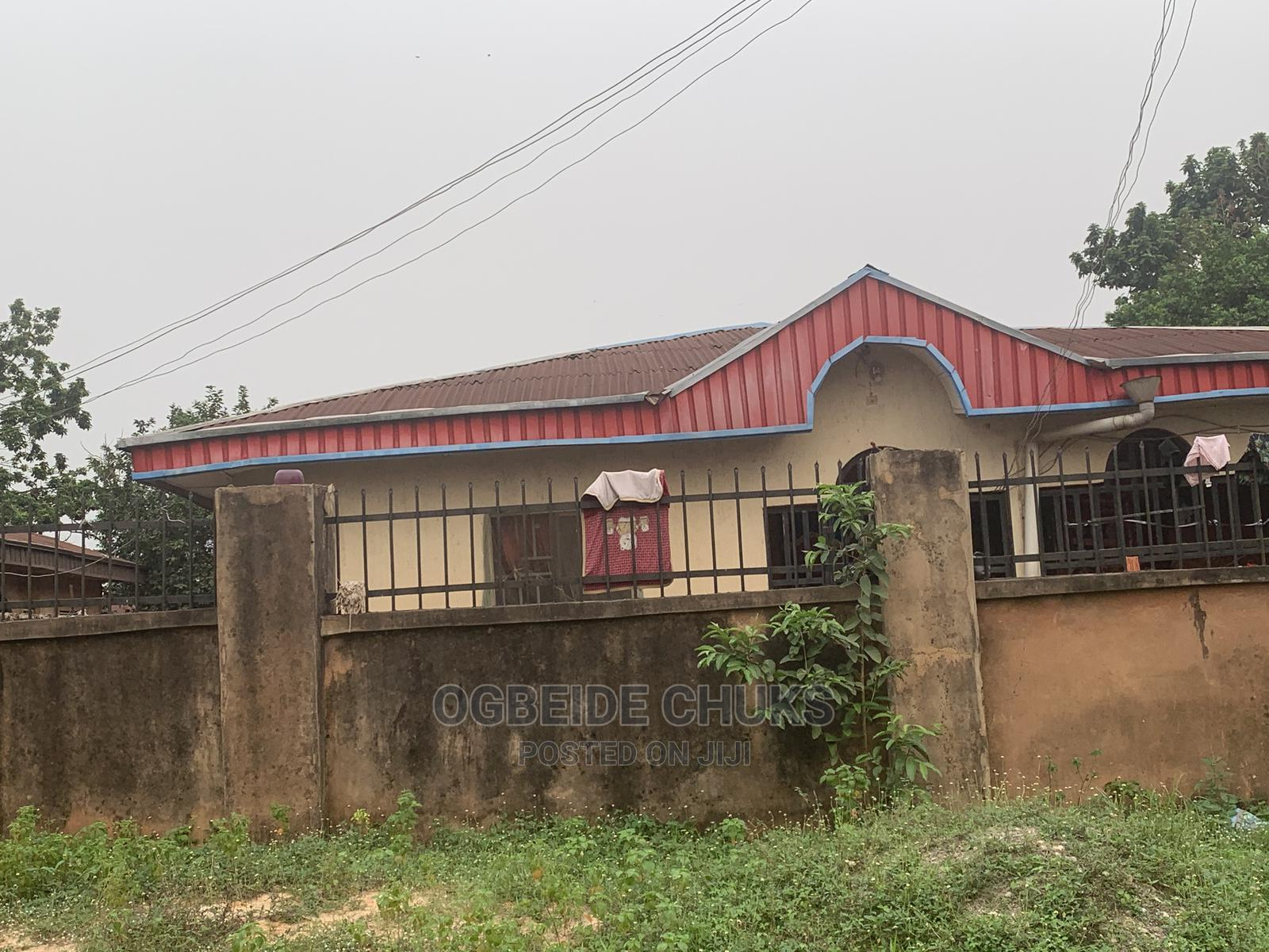 A Bungalow With One 3 Bedroom Flat and 2 2 Bedroom Flat