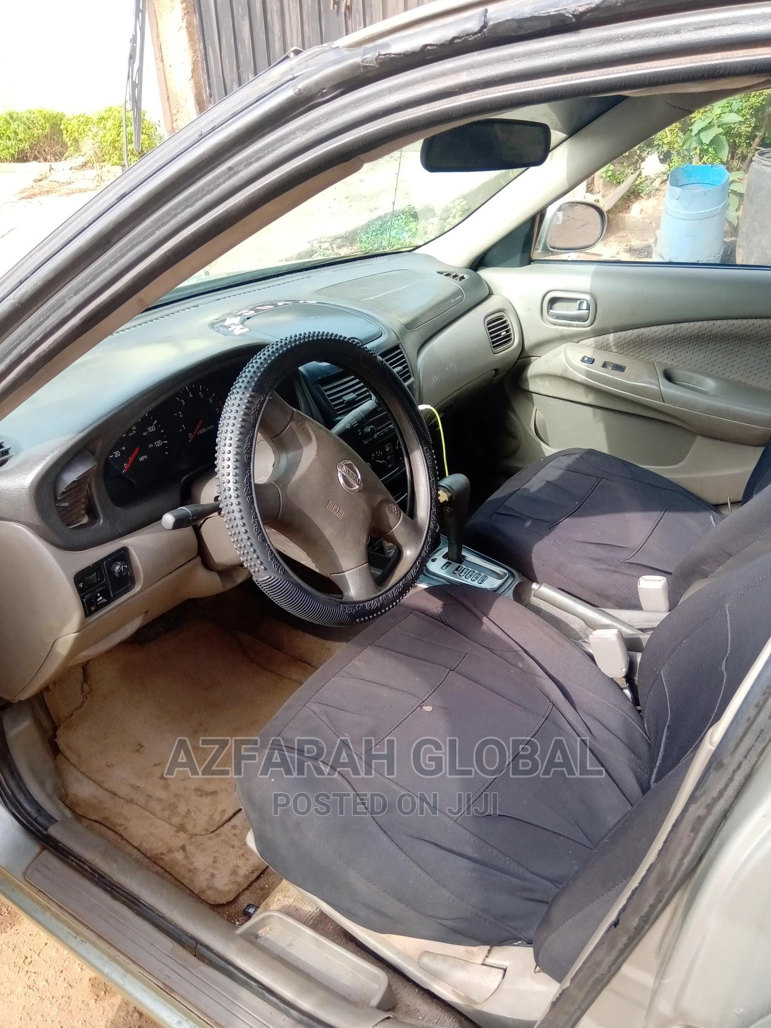 Nissan Sentra 2005 1.8 S Silver | Cars for sale in Alimosho, Lagos State, Nigeria