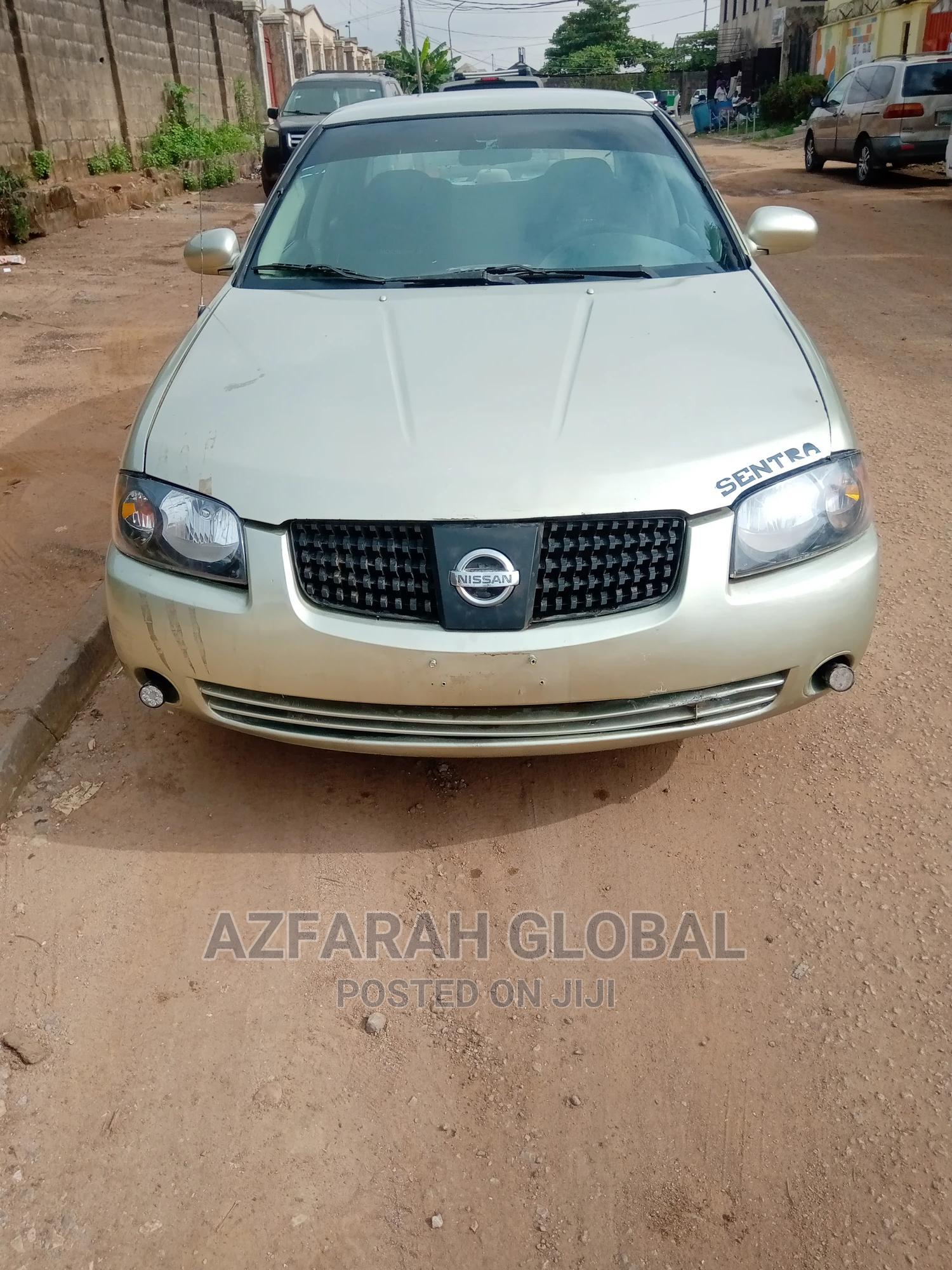 Nissan Sentra 2005 1.8 S Silver