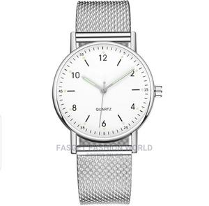 Geneva Unisex Stainless Steel Watch   Watches for sale in Lagos State, Agege