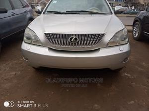 Lexus RX 2006 330 Silver   Cars for sale in Lagos State, Alimosho