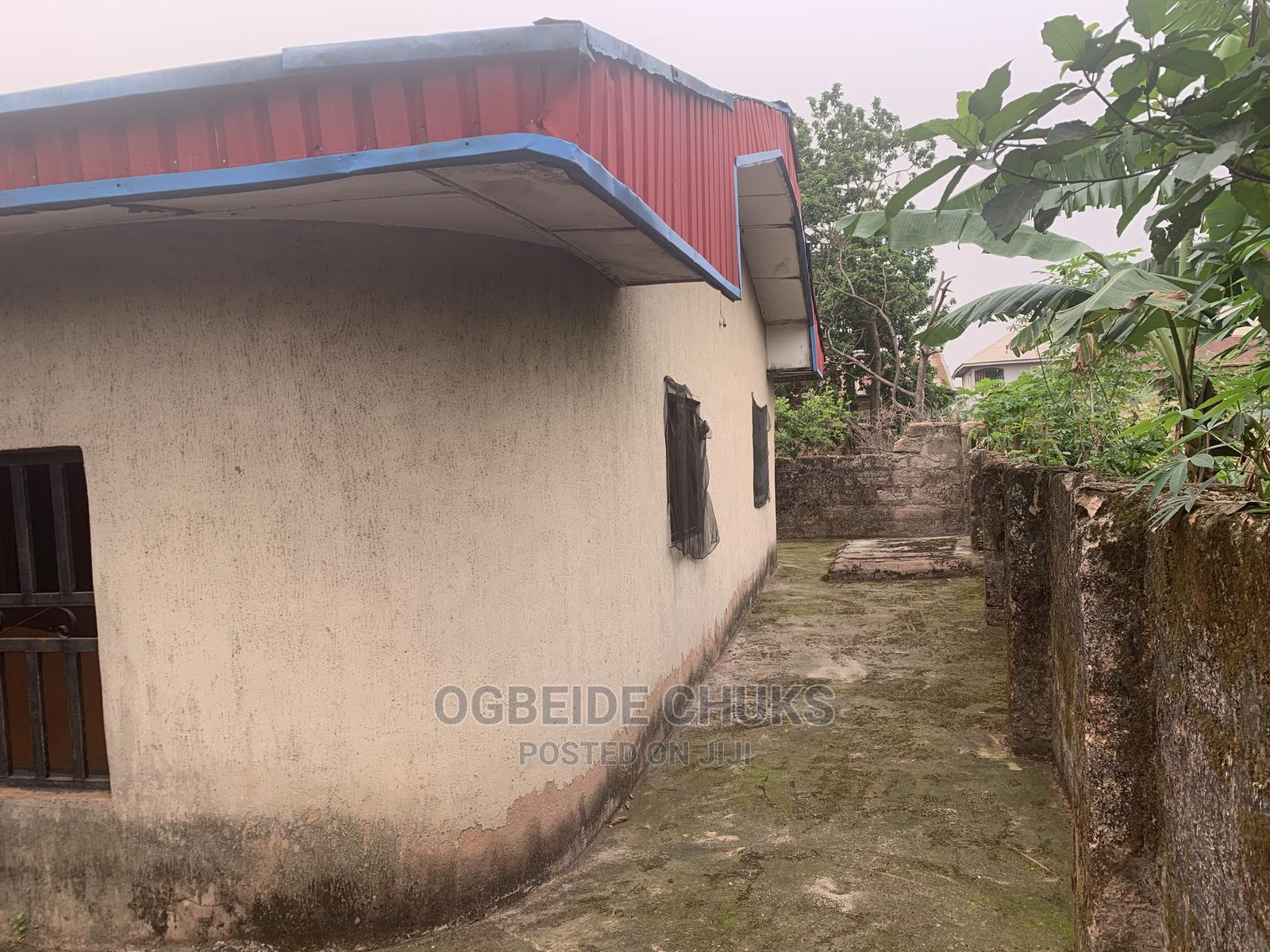 A Bungalow With One 3 Bedroom Flat and 2 2 Bedroom Flat   Houses & Apartments For Sale for sale in Ikpoba-Okha, Edo State, Nigeria