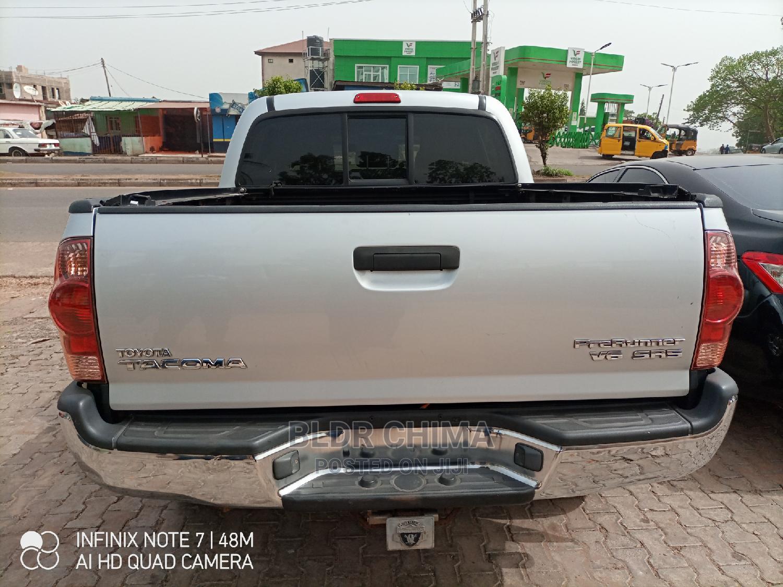 Toyota Tacoma 2006 PreRunner Access Cab Silver | Cars for sale in Enugu, Enugu State, Nigeria