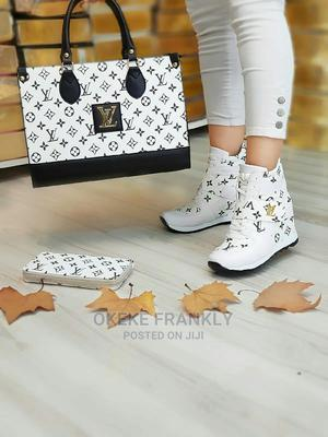 Quality Turkey Shoe and Bag Avaliable | Bags for sale in Lagos State, Isolo
