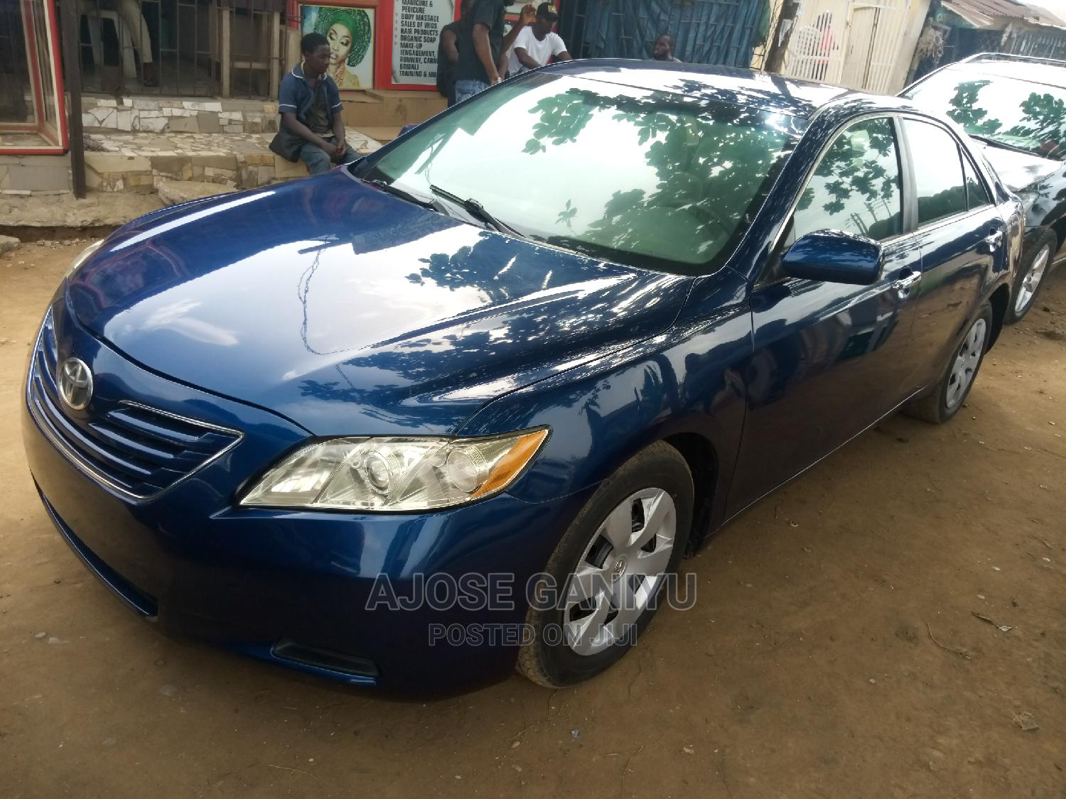 Toyota Camry 2009 Blue | Cars for sale in Oshodi, Lagos State, Nigeria