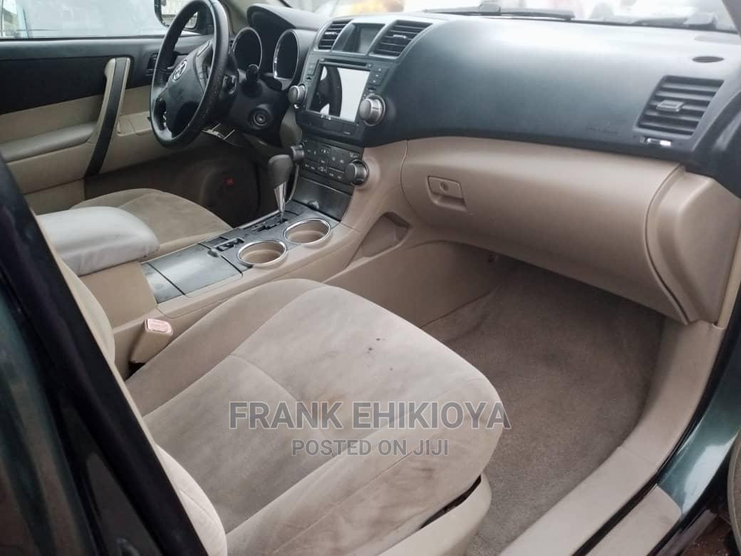 Toyota Highlander 2008 Green | Cars for sale in Ikorodu, Lagos State, Nigeria