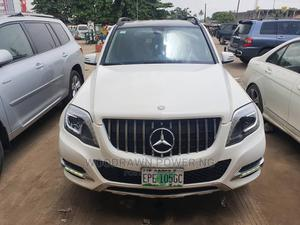 Mercedes-Benz GLK-Class 2013 350 SUV White | Cars for sale in Lagos State, Lekki