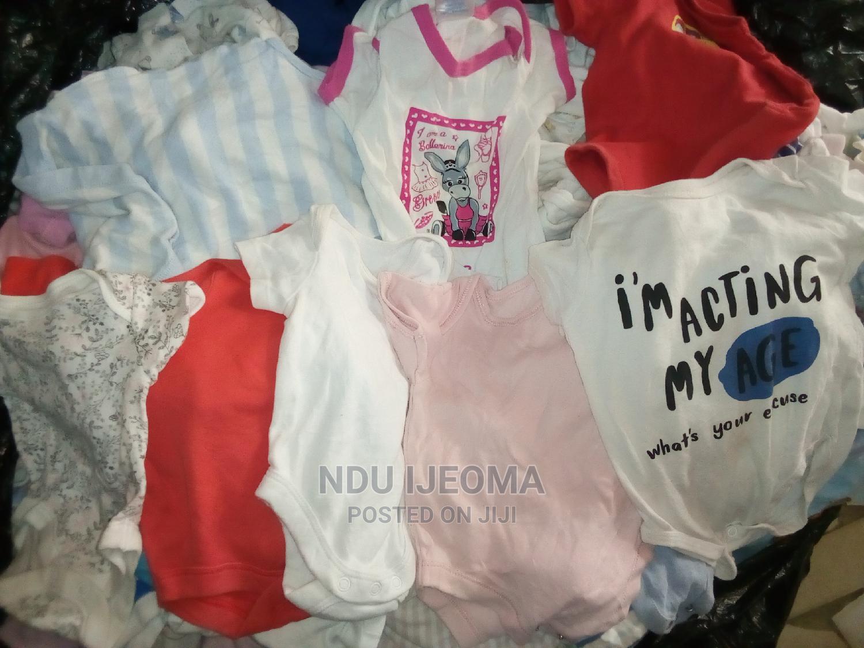 Babies Onesis Pindown | Children's Clothing for sale in Ikeja, Lagos State, Nigeria