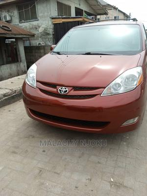 Toyota Sienna 2008 XLE Red | Cars for sale in Lagos State, Surulere