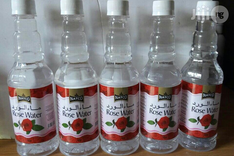 Rose Water - 450ml!
