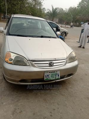 Honda Civic 2005 150i Automatic Gold   Cars for sale in Kano State, Gwale