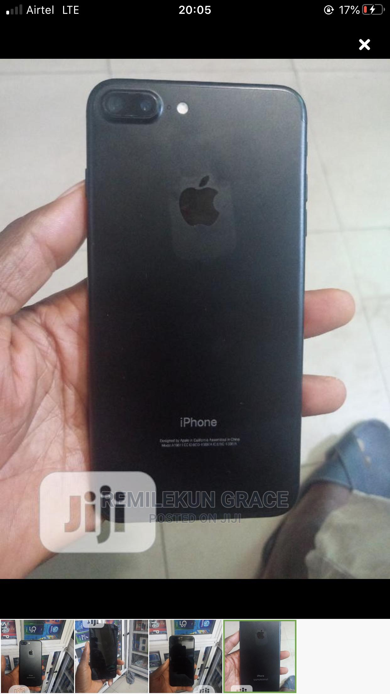 Archive: Apple iPhone 7 Plus 32 GB Black