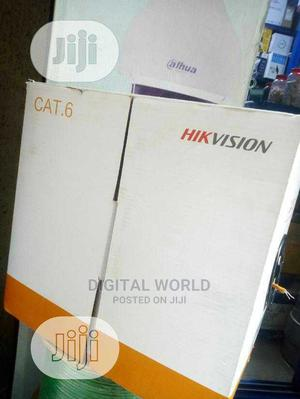 Hikvision Cat6 Cable by 305 | Security & Surveillance for sale in Lagos State, Ikeja